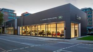 Jaguar und Land Rover mit Weltpremiere in Frankfurt