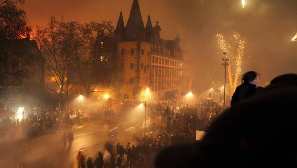 Sonderermittler für Silvester in Frankfurt