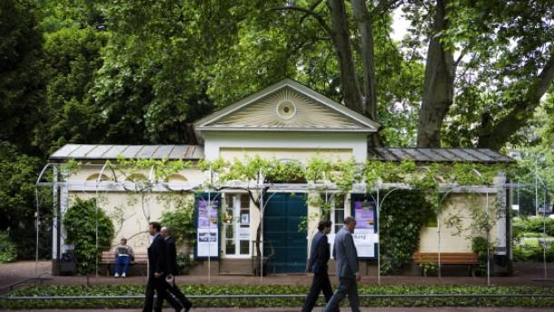 200 jahre frankfurter wallservitut ein gr ner ring rund um die stadt frankfurt faz - Gartenhaus frankfurt ...