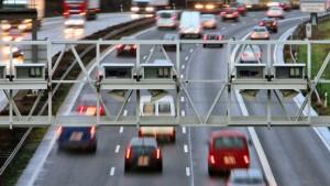 Umweltschützer: Tempo 80 auf Frankfurter Autobahnring