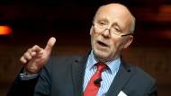 Dieter Posch, Verkehrs- und Wirtschaftsminister, scheidet am Donnerstag aus dem Landeskabinett aus.