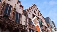 Nach der Sommerpause findet die Stadtverordnetenversammlung wieder im Frankfurter Römer statt.