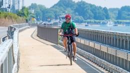 Deutschlands teuerster Radweg wird einfach nicht fertig