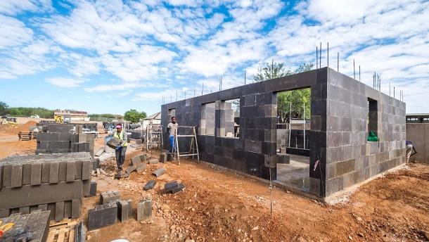 Sozialer Wohnungsbau als Exportartikel
