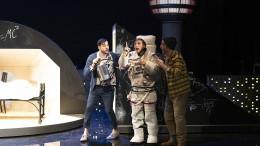 Traumjob in der Raumfahrt