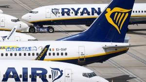 Ryanair will deutsche Basen schließen
