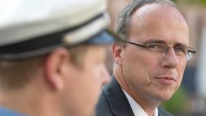 Polizisten wehren sich gegen Sparpolitik in Hessen