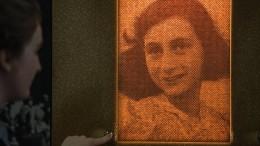 Frankfurt erinnert an Anne Frank
