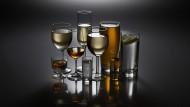 Prost: verschiedene Getränke für die Silvesternacht
