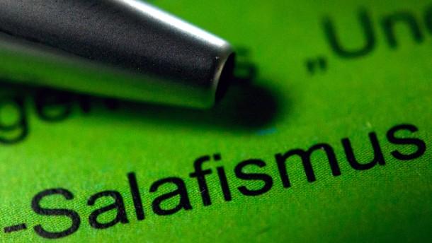 Polizei verhindert Grillfest  von Salafisten