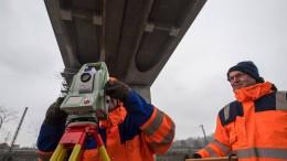 Pfusch am Bau mindert Tragfähigkeit von Autobahnbrücke