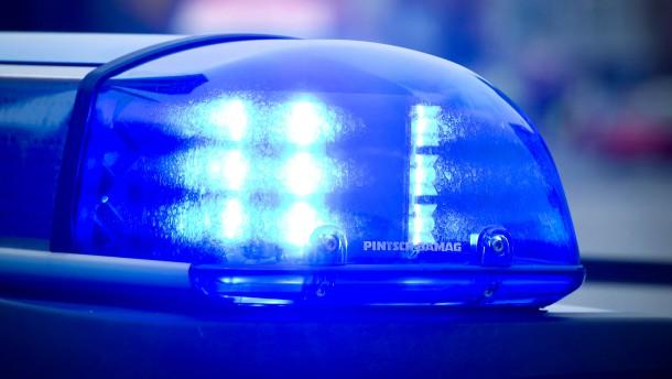 Polizei ermittelt wegen Vorsatz