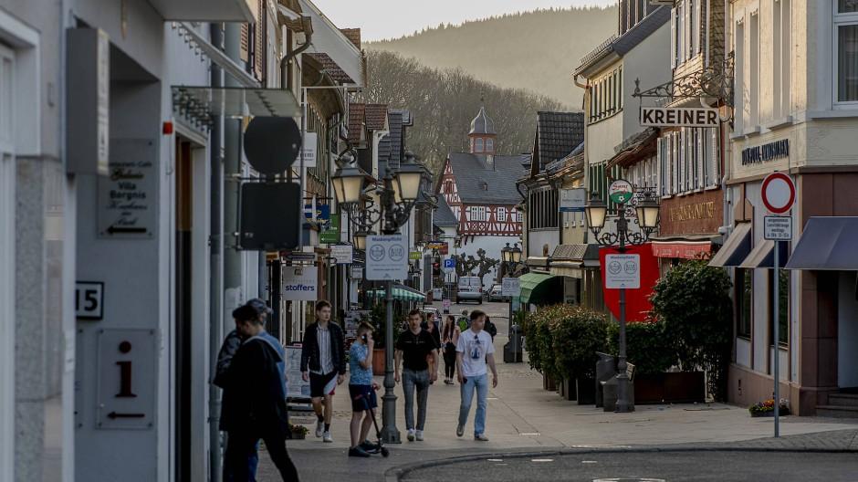 Kunden gesucht: Einzelhandel in Königstein