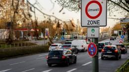 Fahrverbote in Frankfurt wahrscheinlich