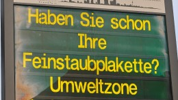 """Ultra-Feinstaub gelangt direkt in die Blutbahn"""