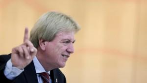 Bouffier will CDU-Bundesvize werden