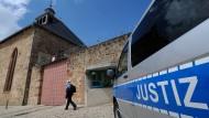 Mehr Personal: 56 der 250 neuen Stellen sind für Justizvollzuganstalten vorgesehen.