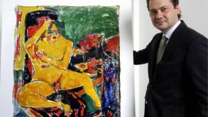 Bislang unbekanntes Kirchner-Gemälde entdeckt
