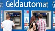 Geldautomaten-Sprenger festgenommen