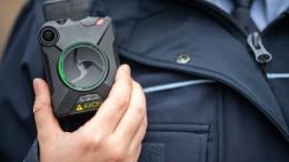 Hessische Polizei bekommt 400 weitere Bodycams
