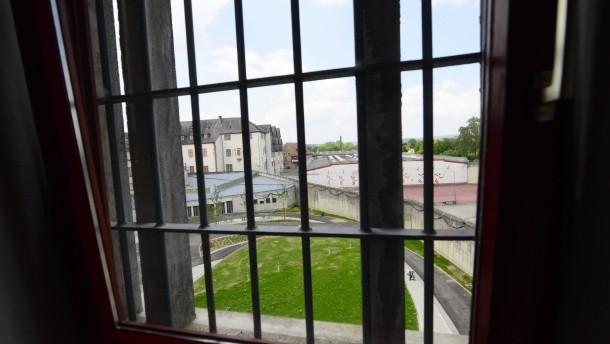 Sicherungsverwahrung in Schwalmstadt eröffnet