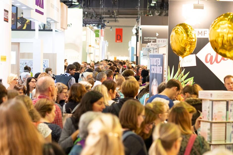 Bild zu: Corona-Krise: Frankfurter Buchmesse muss der ...