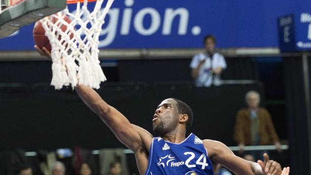 Basketball-Bundesliga - Frankfurt Skyliners gegen Tübingen