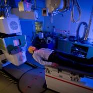Behandlung: Per Partikeltherapie behandelt das Marburger Zentrum bestimmte Tumore in Hals und Kopf