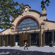 Uneinigkeit: Das Theater soll vor dem Bockenheimer Depot erreichtet werden.