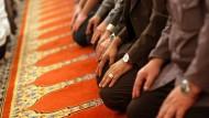 Unter Beobachtung: Der Verfassungsschutz sieht sich eine Moscheengemeinde in Fulda genauer an (Symbolbild)