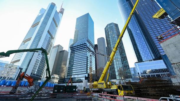 Die Krone Frankfurts soll die Skyline verändern