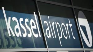 Erstmals mehr als 100.000 Fluggäste in Kassel