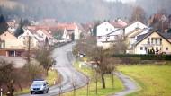 Windkraft, nein danke: In Linsengericht, hier der Ortsteil Großenhausen, sind Windräder unerwünscht