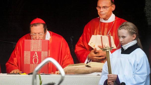 Papst-Gesandter: Neuen Weg gemeinsam gehen