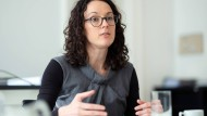 """""""Ich habe im Landtag mit Wissenschaftspolitik angefangen"""": die neue hessische Ministerin für Wissenschaft und Kunst, Angela Dorn (Die Grünen)"""