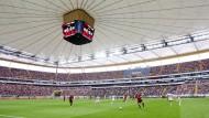 Viele Fans – im Stadion und am Fernseher: Doch Vereine wie Mainz und Hannover kassieren mehr Fernsehgeld als die Eintracht.