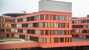 Klinikum Offenbach vor 350 Entlassungen