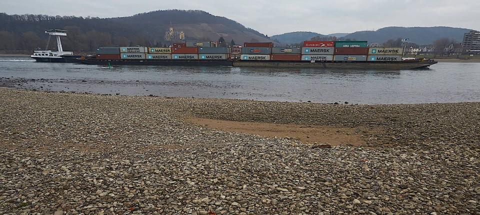Rheinpegel Aktuell