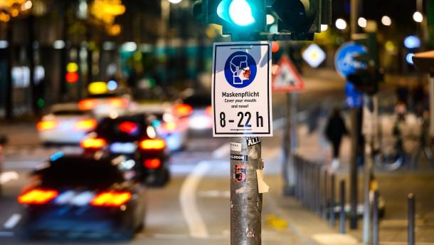 Frankfurt überschreitet Inzidenz von 200