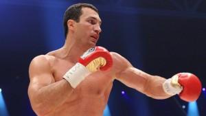 Klitschko als Attraktion für den Kongress der Kreativen