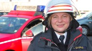 Gegen lange Bärte bei Feuerwehrmännern: Bad Hersfelder Kreisbrandinspektorin Tanja Dittmar