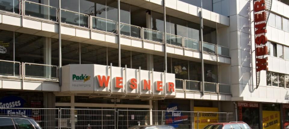 Rhein Main Im Möbelhandel Bricht Die Mitte Weg Wirtschaft Faz