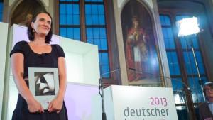 Terézia Mora wird Poetikdozentin in Frankfurt