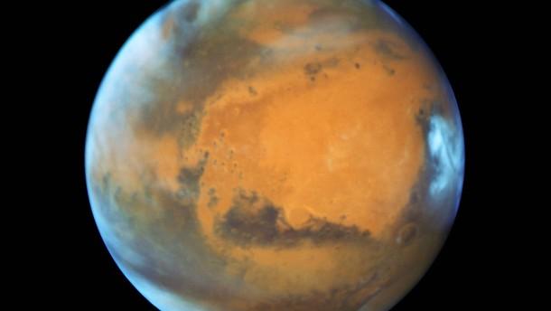 Medikamente für den Mars