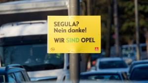 Opel-Partner Segula: Tarifverhandlungen mit IG Metall nach Ostern