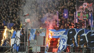 Eintracht-Ultra gesteht Hetze