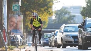 Expressroute für pendelnde Radfahrer