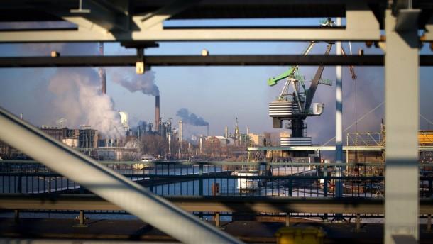 Der Industriepark Höchst ist einer der größten Gewerbesteuerzahler Frankfurts