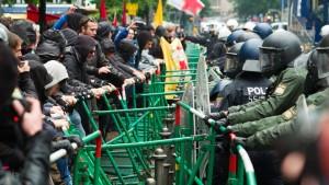 Blockaden gegen die Blockierer