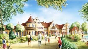 Europas größte Ferienanlage für 300 Millionen Euro